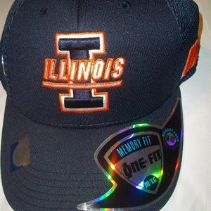 Illinois Fighting Illini Top of the World hat M/L